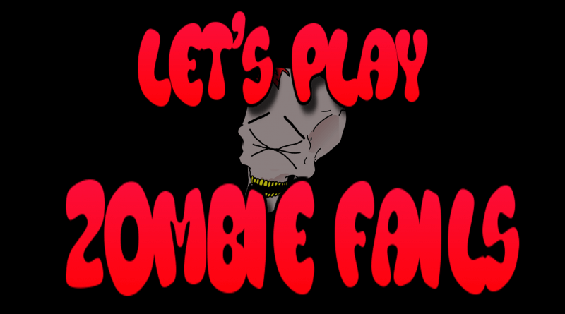 Let's Play ZOMBIE FAILS! (example of game play)